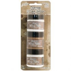 Ranger - Tim Holtz® - Distress Mini Collage Mediums 3 pack 1oz